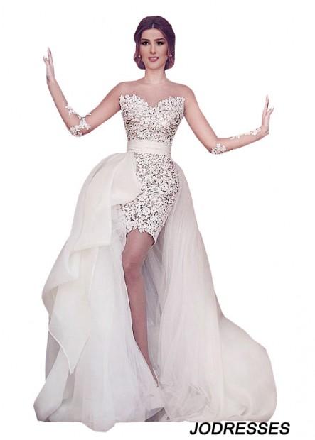 Jodresses Beach Short Wedding Dresses T801525317993