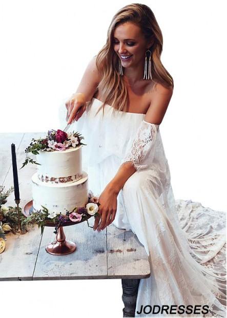 Jodresses Beach Wedding Dresses T801525317753