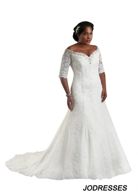 Jodresses Plus Size Wedding Dress T801525325539