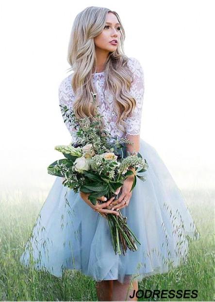 Jodresses Beach Short Wedding Dresses T801525320210