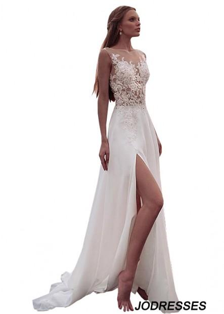 Jodresses Beach Wedding Dresses T801525318663