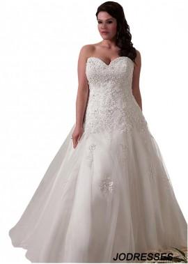 Jodresses Plus Size Wedding Dress T801525387317