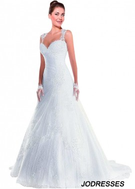 Jodresses Lace Wedding Dress T801525386964