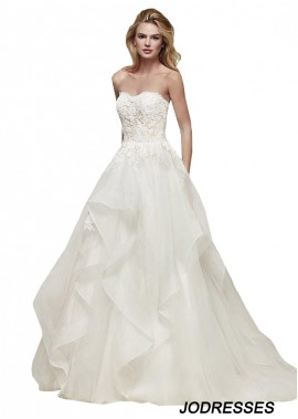 Jodresses Beach Wedding Ball Gowns T801525318190