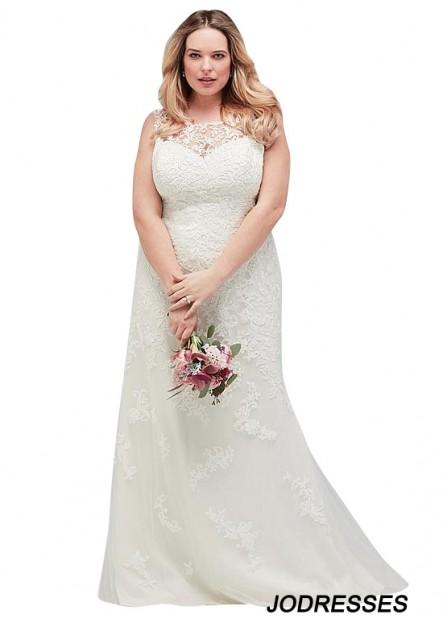 Jodresses Plus Size Wedding Dress T801525328373