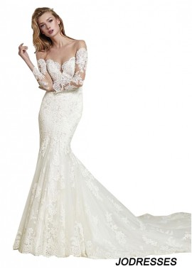 Jodresses Lace Wedding Dress T801525383810