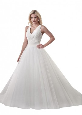Jodresses Plus Size Wedding Dress T801525337143