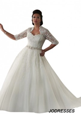Jodresses Plus Size Wedding Dress T801525325885