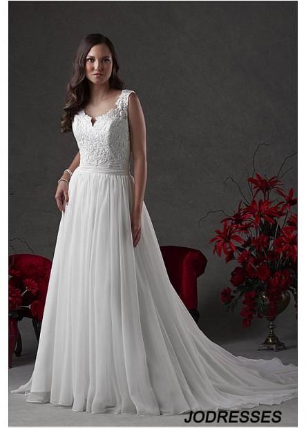 Jodresses Plus Size Wedding Dress T801525331205