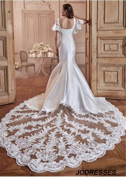 Jodresses Lace Wedding Dress T801525383786