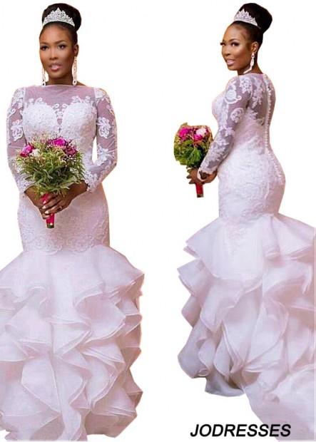 Jodresses Plus Size Wedding Dress T801525318282