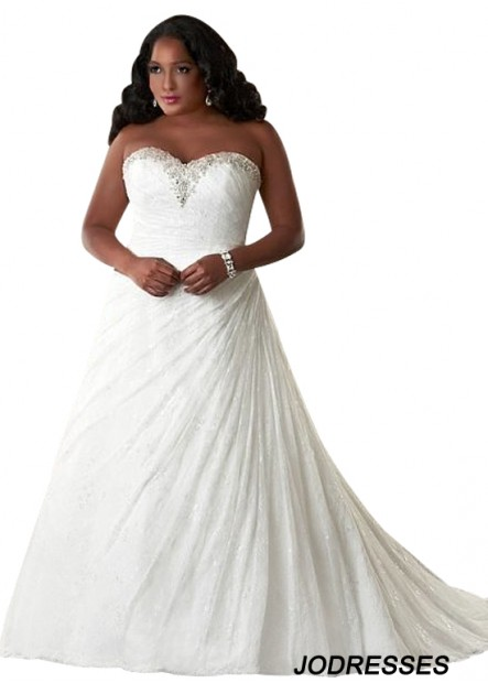 Jodresses Plus Size Wedding Dress T801525325542