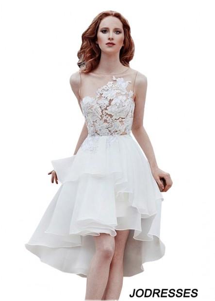 Jodresses Short Wedding Dress T801525325058