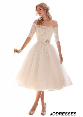 Jodresses Beach Short Wedding Dresses T801525317632