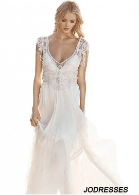 Jodresses Beach Wedding Dresses T801525319929