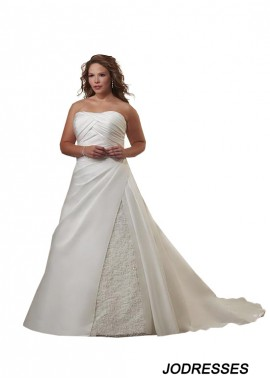 Jodresses Plus Size Wedding Dress T801525329225