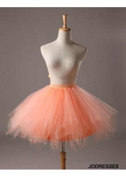 Candy-colored multi-colored half-length pettiskirt Studio wedding photography half-length skirt Color Tie Petticoat T901554187767